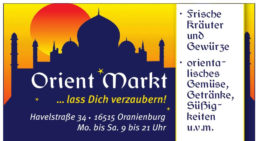 Orient Markt