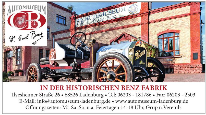 Automuseum Ladenburg