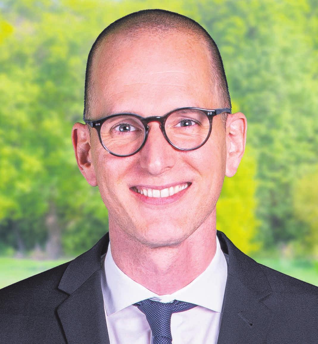 Stefan Burmeister-Wiese leitet mit großem Erfolg das Familienunternehmen.