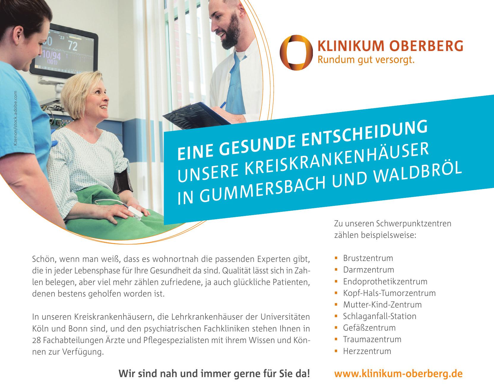 Klinikum Oberberg