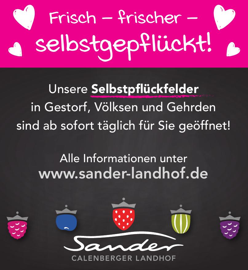 Sander Calenberger Landhof