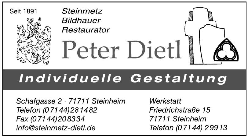 Peter Dietl