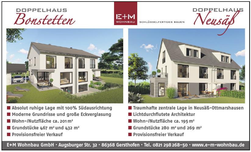 E+M Wohnbau GmbH