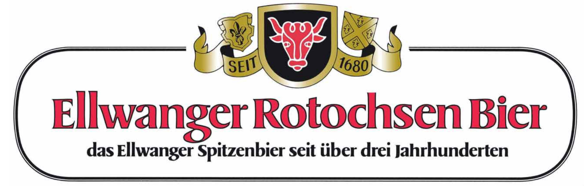Ellwanger Rotochsen Bier