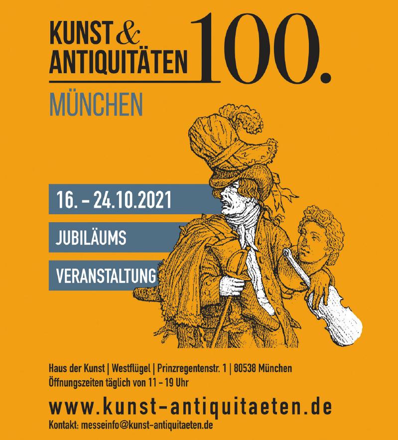 Haus der Kunst - 100. Kunst & Antiquitäten München