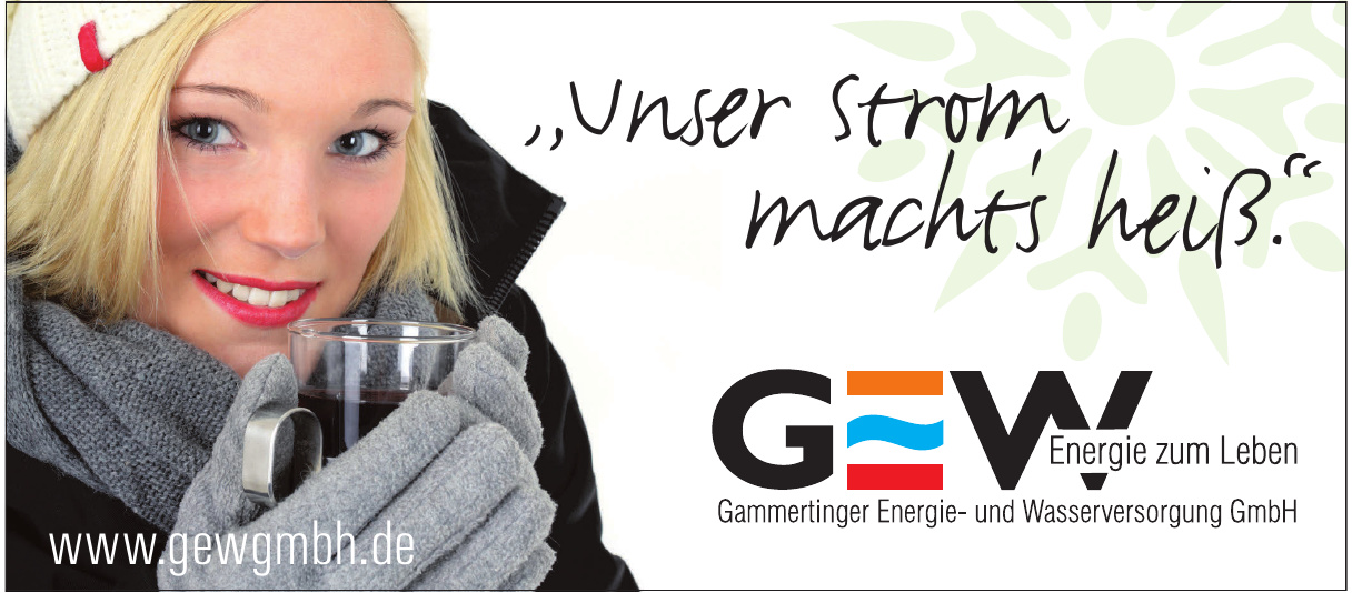 Gammertinger Energie- und Wasserversorgung GmbH