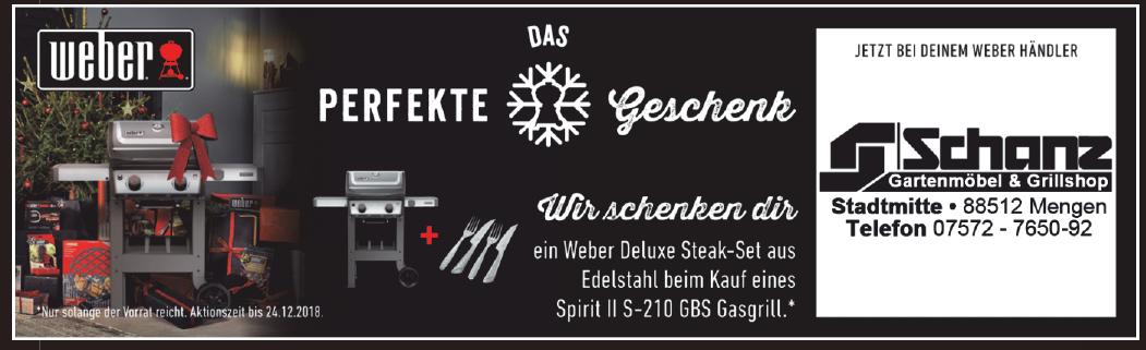 Schanz Gartemöbel & Öfen