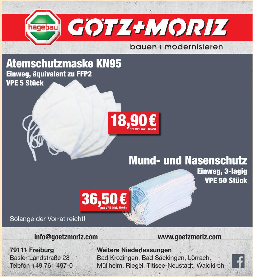 Götz + Moriz