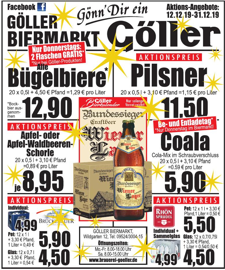 Göller Biermarkt