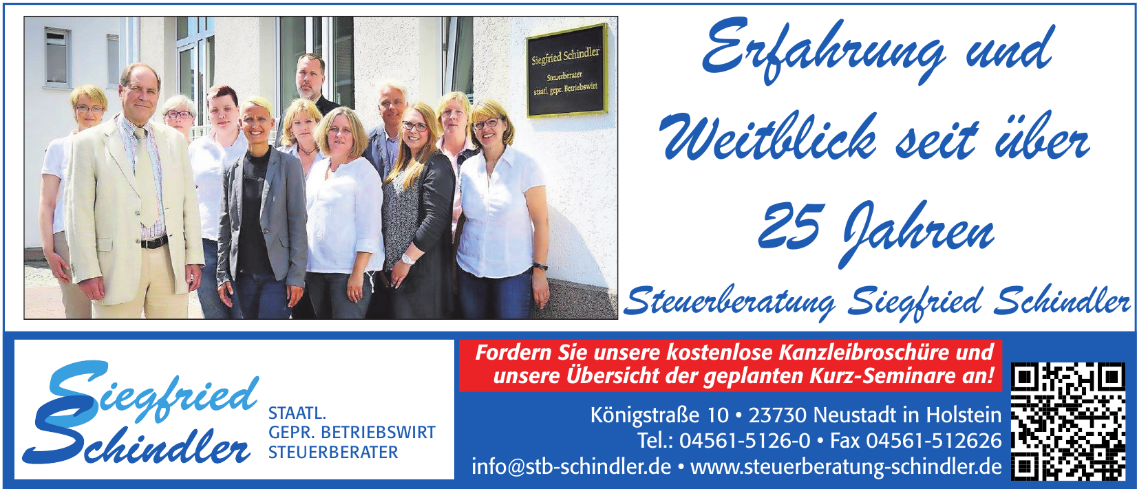 Steuerberatung Schindler