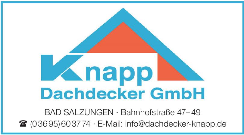 Knapp Dachdecker GmbH