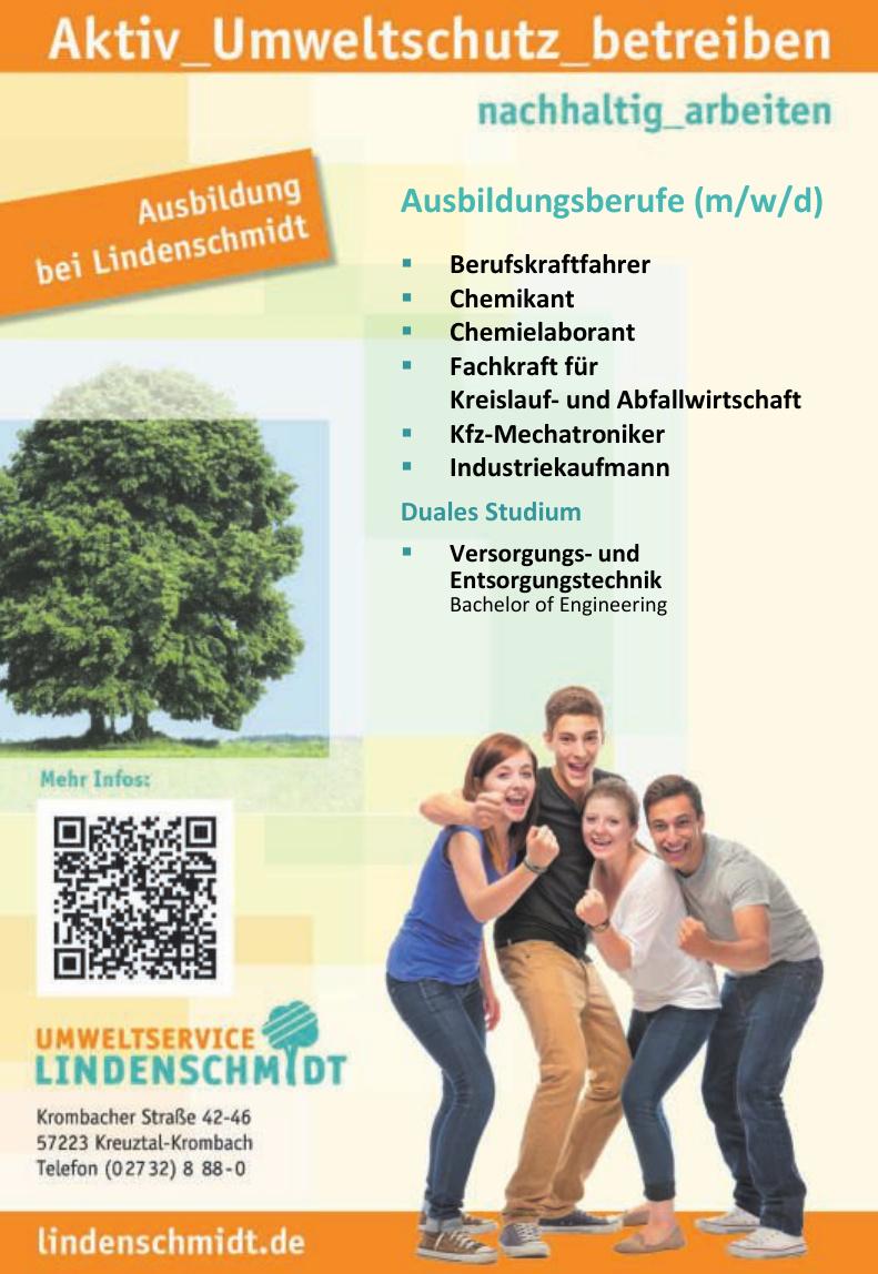 Umweltservice Lindenschmidt