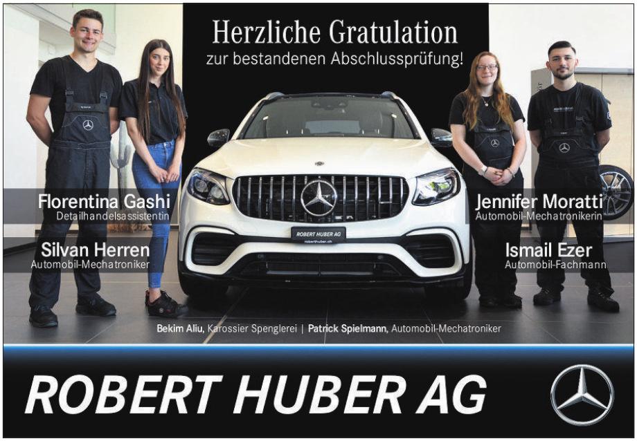 Robert Huber AG