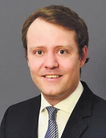 Julian Theus, Leiter Niederlassung BDO Olten, dipl. Wirtschaftsprüfer