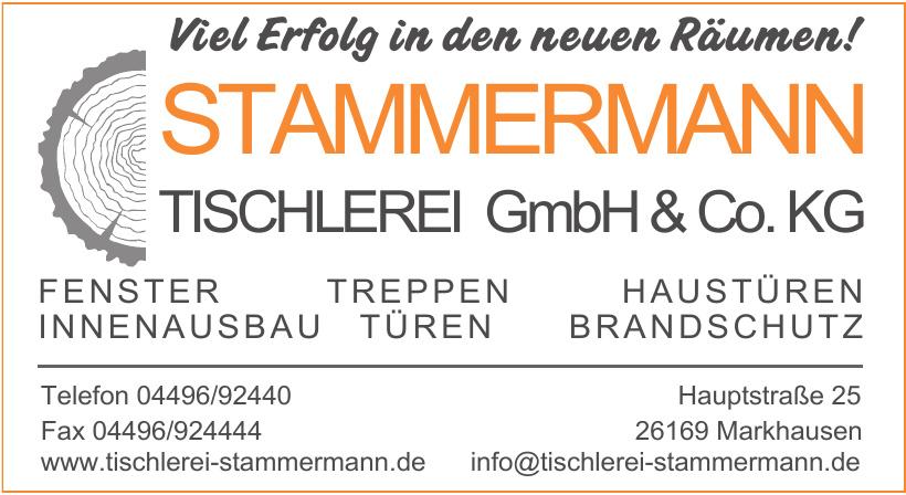 Stammermann Tischlerei GmbH & Co. KG