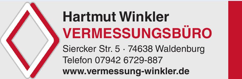 Hartmut Winkler Vermessungsbüro