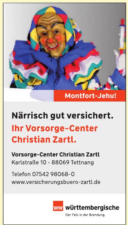 Versicherungsbüro Christian Zartl
