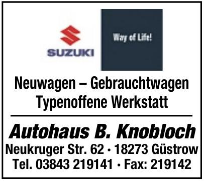 Autohaus B. Knobloch