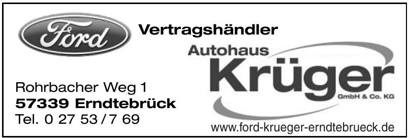 Autohaus Krüger