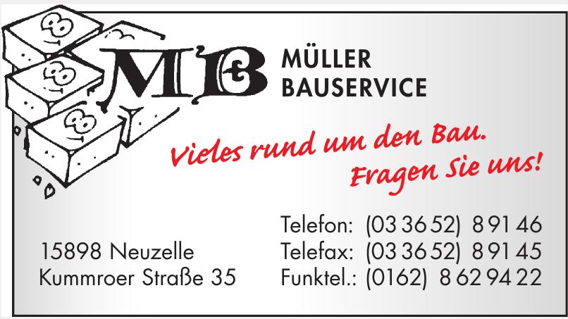 MB Müller Bauservice