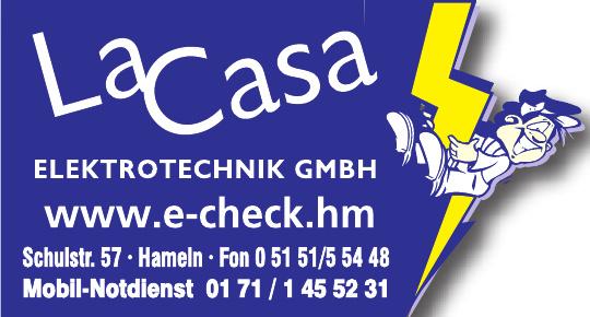 LaCasa Elektrotechnik GmbH