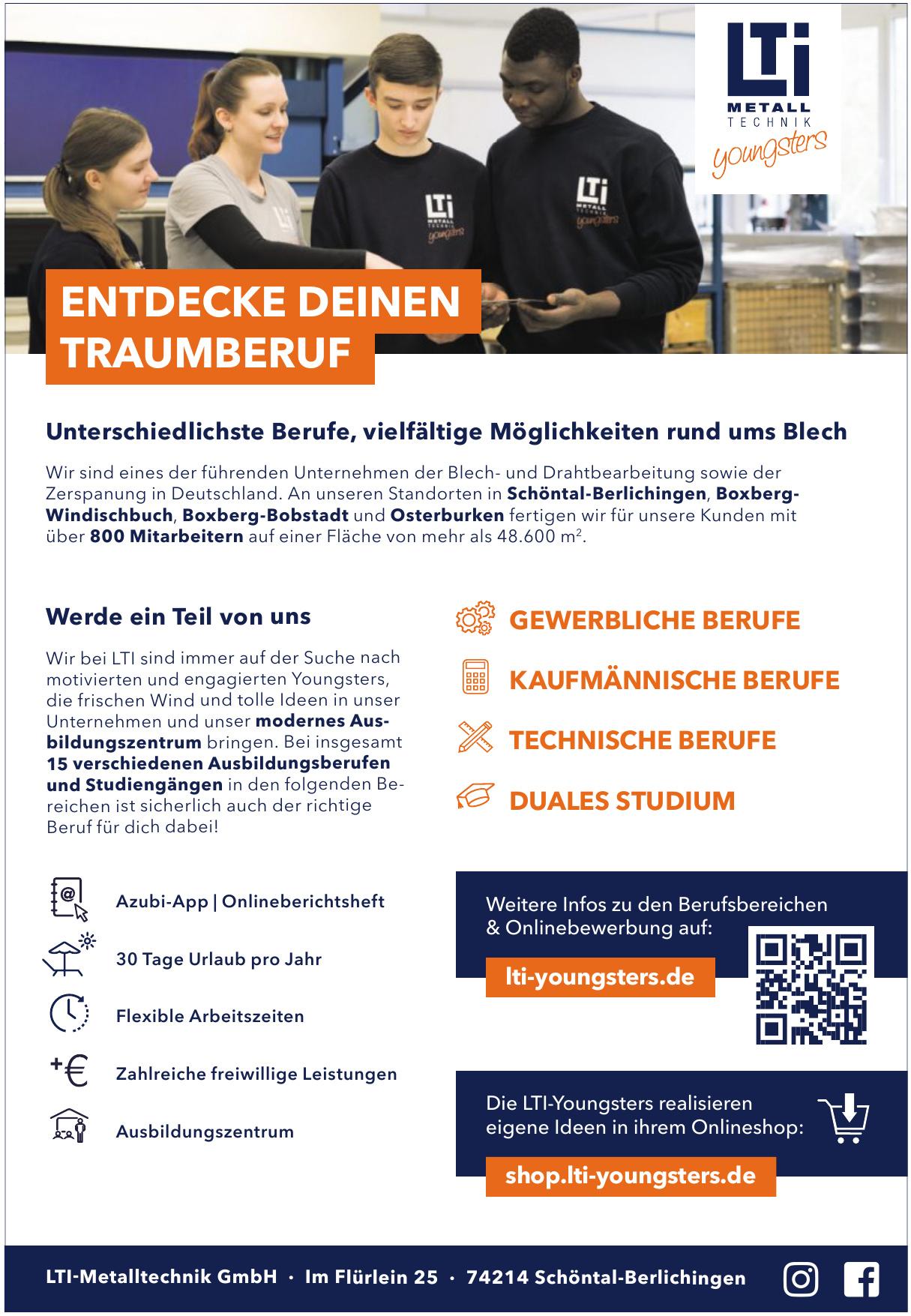 LTI-Metalltechnik GmbH