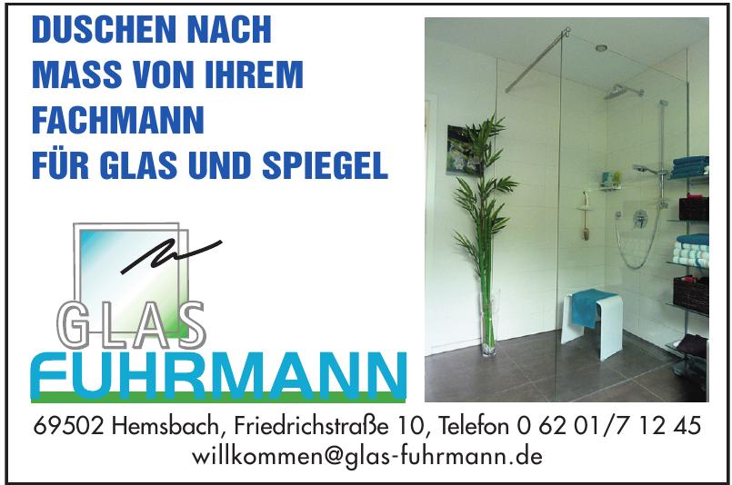 Glas Fuhrmann