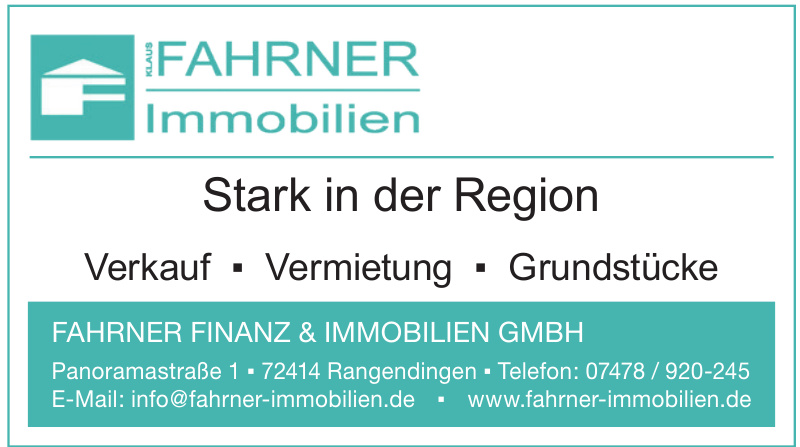 Fahrner Finanz & Immobilien GmbH