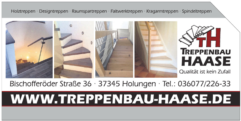 TH Treppenbau Haase