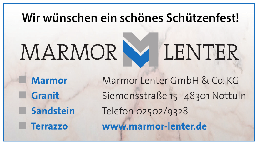 Marmor Lenter GmbH & Co.KG