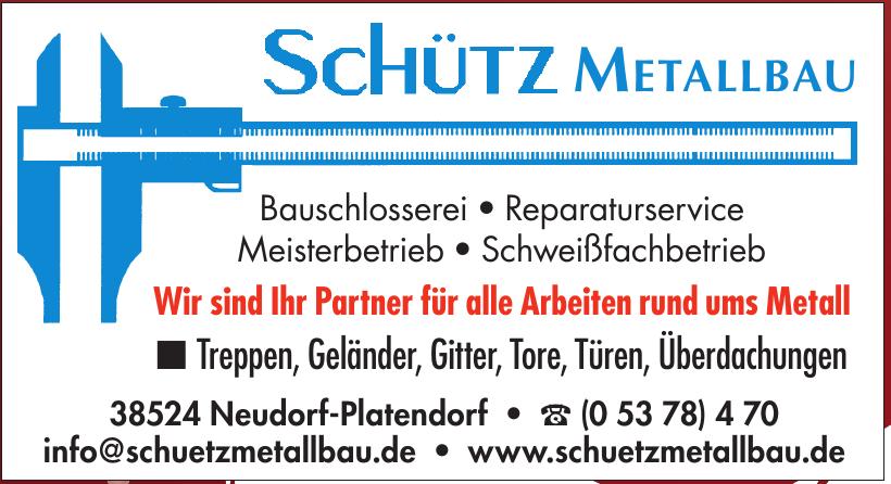 Schütz Metallbau