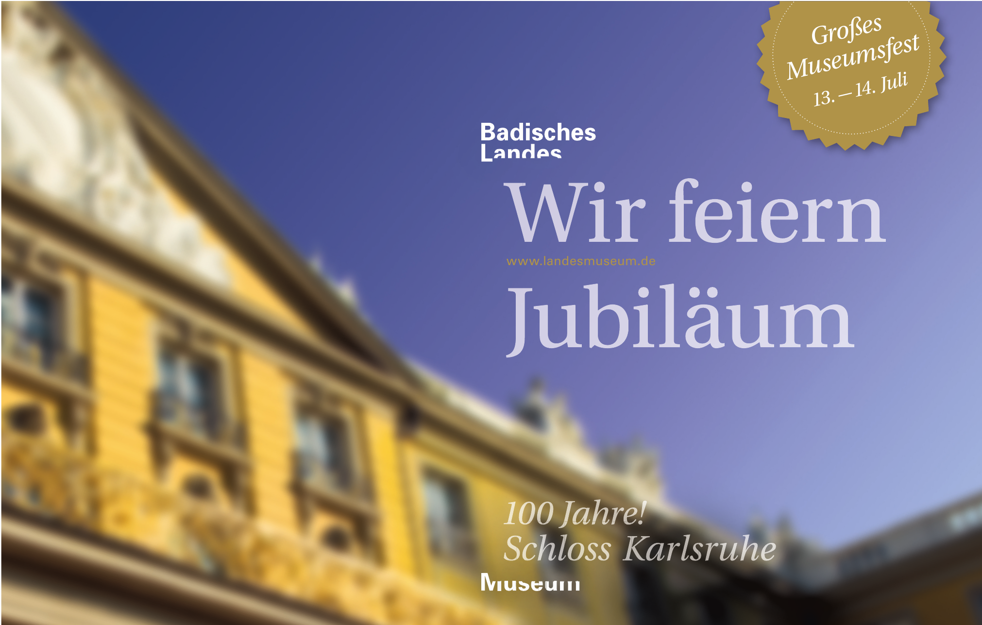 Badisches Landes Museum - Großes Museumsfest