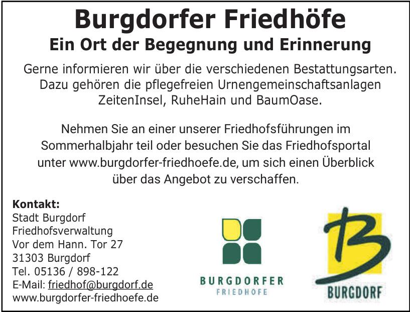 Burgdorfer Friedhöfe