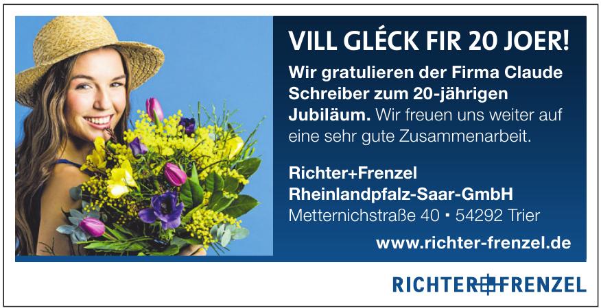 Richter+Frenzel Rheinlandpfalz-Saar-GmbH