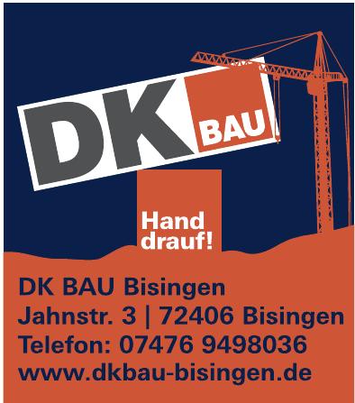 DK Bau Bisingen