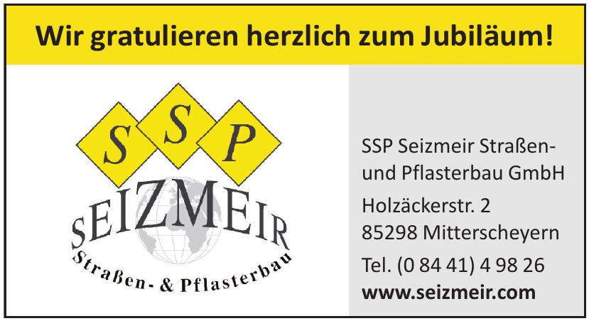 SSP Seizmeir GmbH