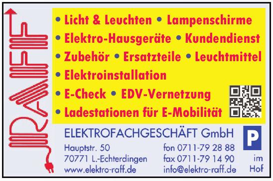 Elektro Raff GmbH