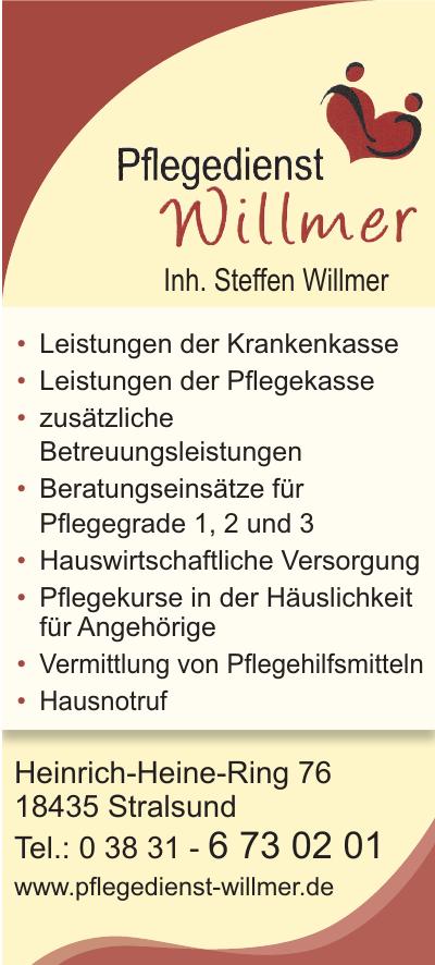 Pflegedienst Willmer