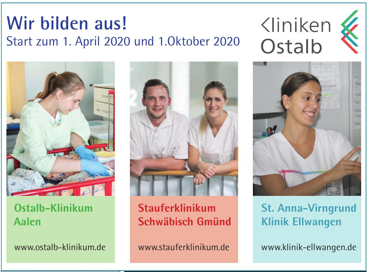 Kliniken Ostalb