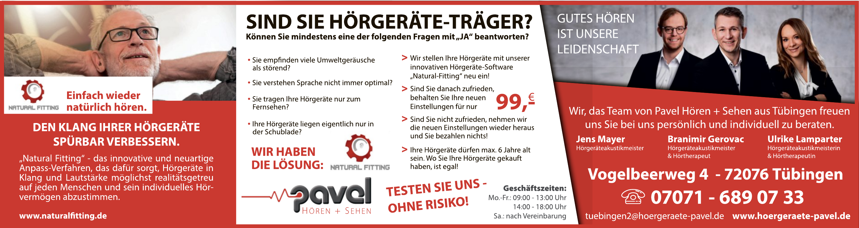 Pavel Hörgeräte Verwaltungs GmbH
