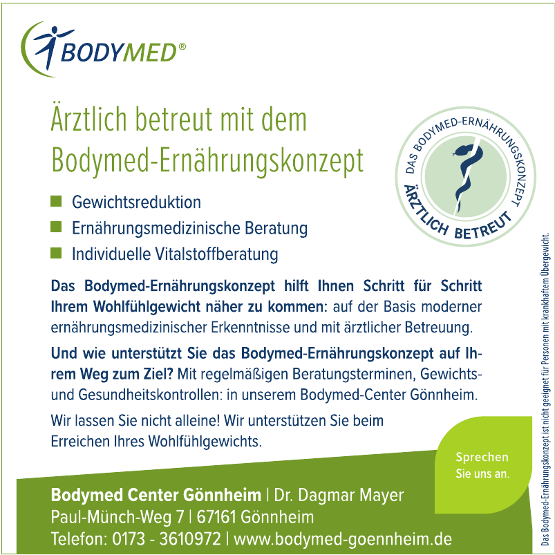 Bodymed Center Gönnheim