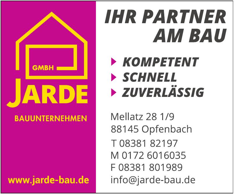 Jarde Baunternehmen GmbH