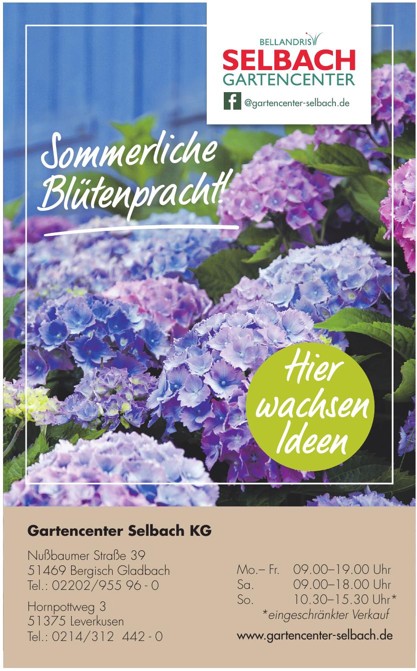 Gartencenter Selbach KG