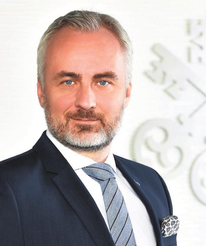 Andreas Bretschneider ist Leiter der UBS Niederlassung in Düsseldorf © UBS