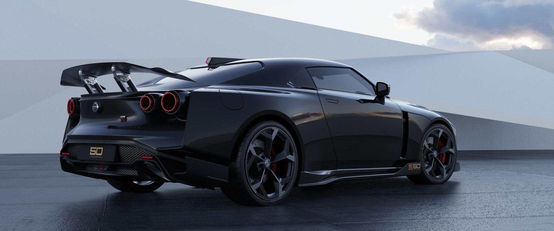 Dynamik und Adrenalin sind garantiert: In der Spitze erreicht der Nissan GT-R 315 km/h