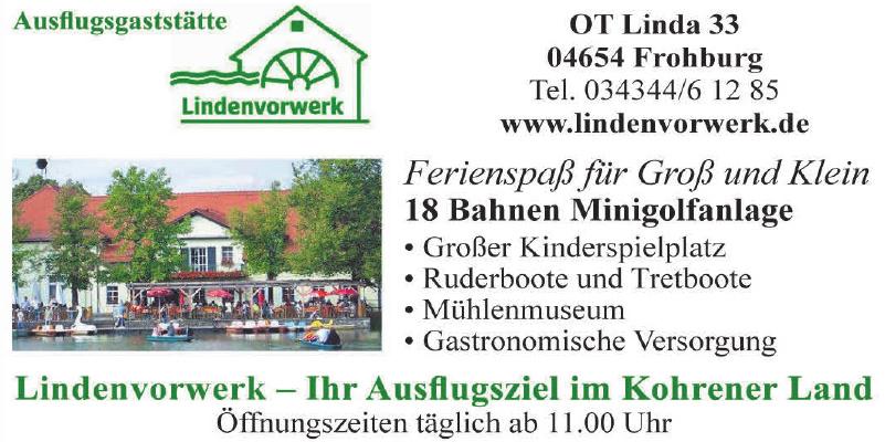 Ausflugsgaststätte Lindenvorwerk