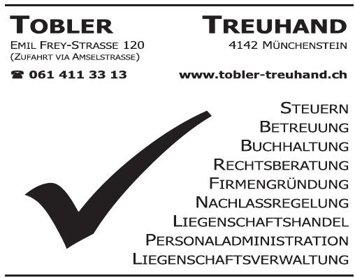 Tobler Treuhand GmbH