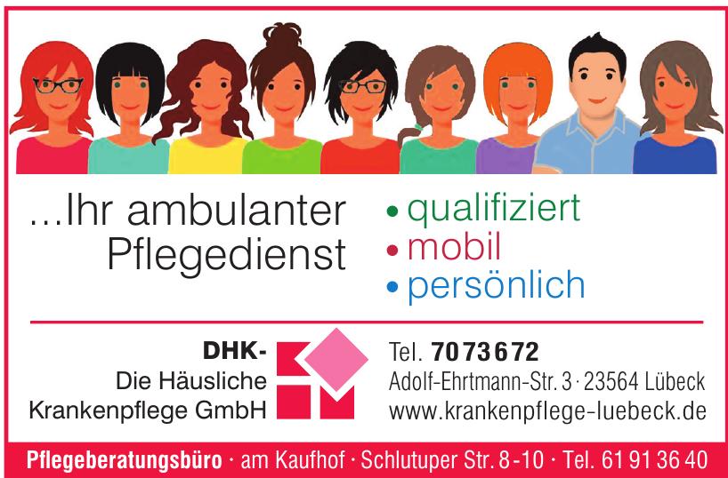 DHK Die Häusliche Krankenpflege GmbH