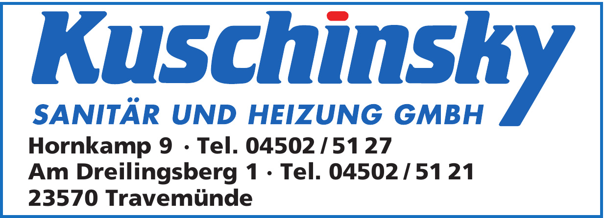 Kuschinsky Sanitär und Heizung GmbH