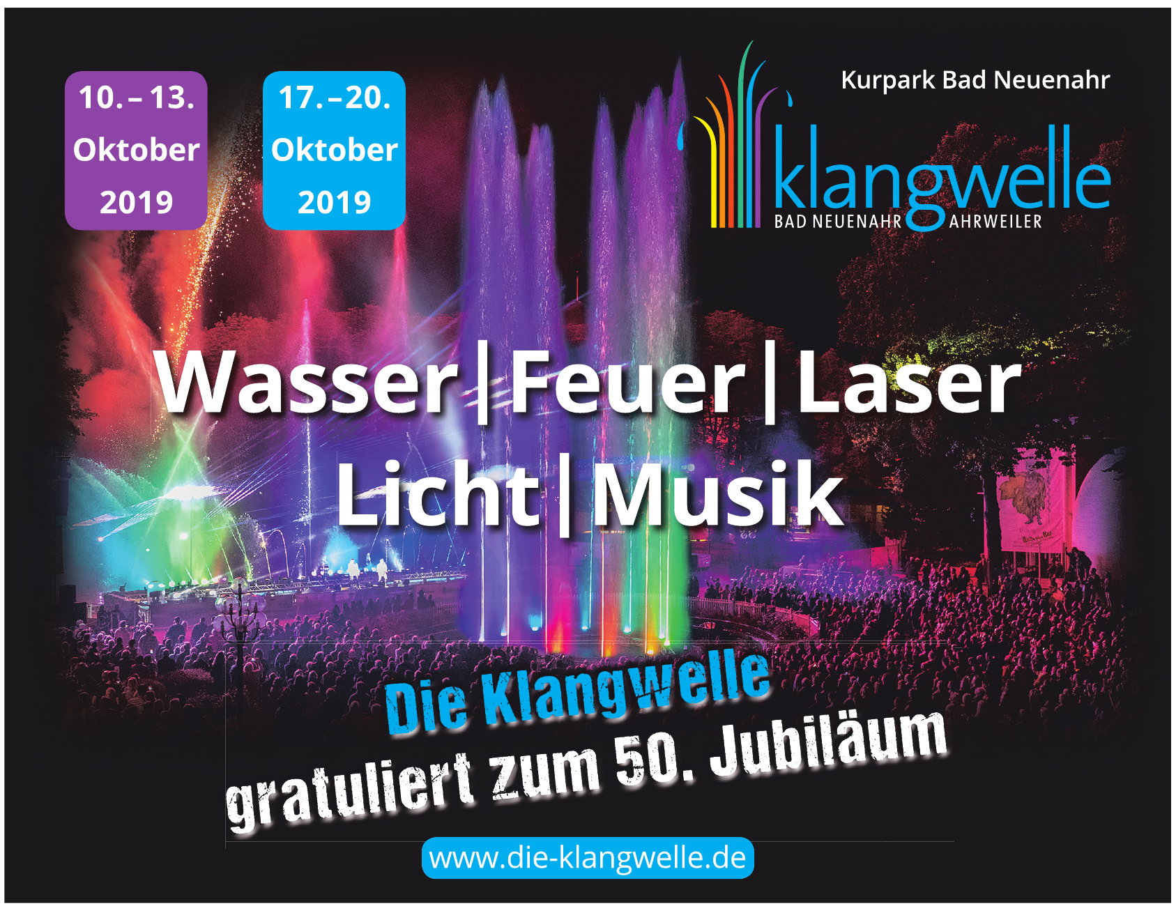 Klangwelle Bad Neuenahr-Ahrweiler